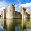 Stock Photo: Bodiam Castle