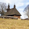 Wooden church — Stock Photo #41497279