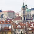 Stock Photo: Prague Castle and Little Quarter