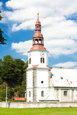 Saint Nicholas church — Stock Photo