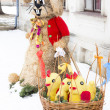 Stock Photo: Easter decoration