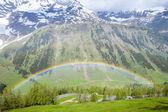 Upper Tauern National Park — Stock Photo