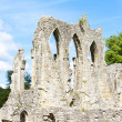 Stock Photo: Ruins of Bayham Abbey