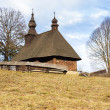 Wooden church — Stock Photo #41935611