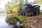 Water mill — Stockfoto