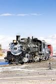 Cumbres and Toltec Narrow Gauge Railroad — Stock Photo