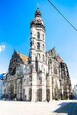 Catedral de santa isabel — Foto de Stock