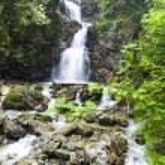 Doln Nefcersky waterfall — Stock Photo #42731989