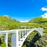 Pont de l'Artuby bridge — Stock Photo
