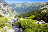 Hlinska Valley — Stock Photo