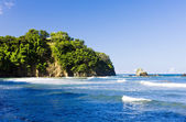 Culloden Bay, Tobago — Stock Photo