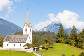 Versam, canton Graubunden, Switzerland — Stock Photo