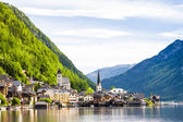 Hallstatt, Upper Austria, — Stock Photo