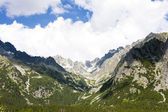 Mengusovska Valley — Stock Photo