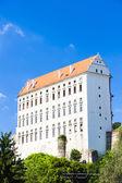 Plumlov Palace — Zdjęcie stockowe