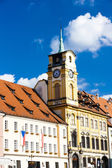 Town hall of Cheb — Foto de Stock
