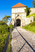 Sigismund''s Gate, Castle of Bratislava, Slovakia — Stock fotografie