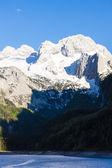Mountains at Dachstein — Stock Photo