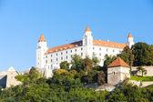 Bratislava castle, slovakya — Stok fotoğraf