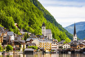 Hallstatt, — Stock Photo
