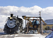 Narrow Gauge Railroad — Stock Photo