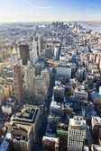 View of Manhattan — Stock Photo
