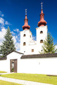 Fortified church — Stock Photo