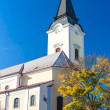 Постер, плакат: Church of all saints Libochovice