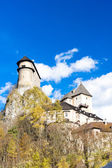 Oravsky Castle, Slovakia — Stock Photo