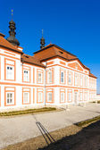 Cistercian priory, Mariansky Tynec — Stock Photo