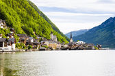 Hallstatt, Upper Austria, Austria — Stock Photo