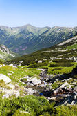 Hlinska Valley, Vysoke Tatry (High Tatras) — Stock Photo