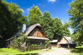 Folk museum in Vesely Kopec, Czech Republic — Stock Photo
