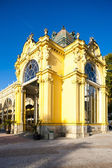Colonnade, Marianske Lazne (Marienbad), Czech Republic — Stock Photo