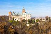 Ksiaz Palace, Silesia — Stock Photo