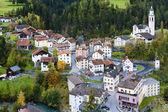 Tiefencastel, canton Graubunden — Stock Photo