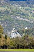 Rhazuns Castle, canton Graubunden — Stock Photo
