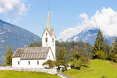Versam, canton Graubunden — Stock Photo