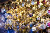 Christmas market at Rathausplatz — Stock Photo