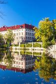 Libochovice Palace — Stock Photo