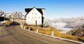 Furkapass, canton Graubunden — Stock Photo