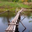 Wooden bridge — Stock Photo #13379265