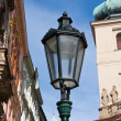 Royalty-Free Stock Photo: Street lamp in Prague