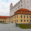 Old castle in Bratislava — Stock Photo #23307442