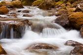 Cascade van berg rivier — Stockfoto