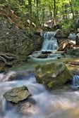 Mountaim river — Stock Photo