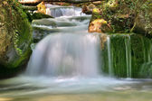 Small waterfall — Foto Stock