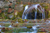 Nice waterfall — Stock Photo