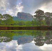 Sigiriya Castle — Stock Photo