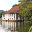 Lake near Temple of Tooth Relic — Stock Photo #40364985